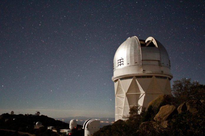 Nicholas U. Mayall 4-Meter Telescope