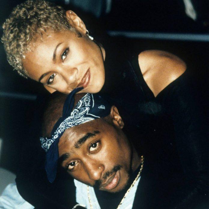 Jada Pinkett Smith Shares Never-Before-Seen Poem Written By Tupac - E! Online