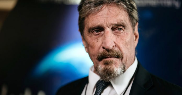 John McAfee dies by suicide, hours after Spanish court authorized his extradition to U.S.