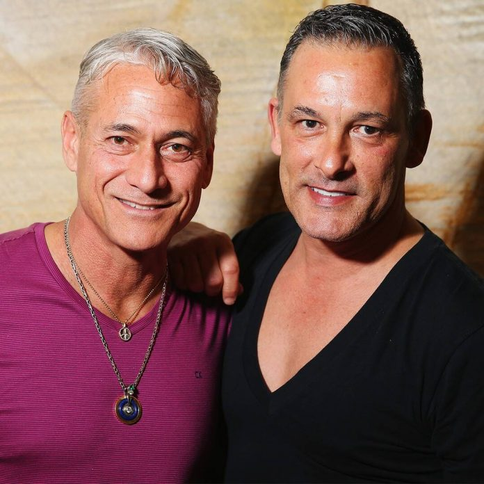Johnny Chaillot Files for Divorce From Olympian Greg Louganis - E! Online