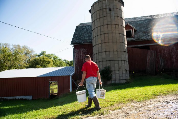 Judge orders temporary halt to $4B federal loan relief program for farmers of color