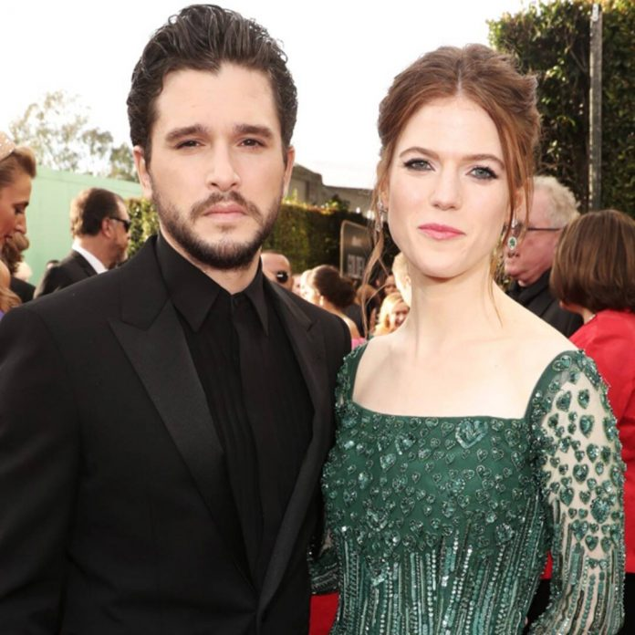 Looking Back at Kit Harrington and Rose Leslie's Magical Wedding - E! Online