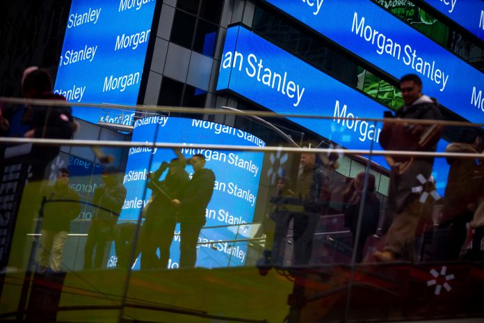 Morgan Stanley has a new pipeline into college athlete compensation