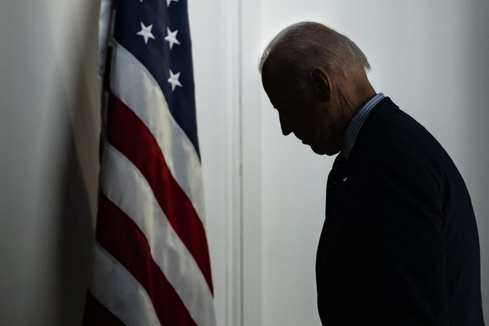 Talks with GOP senators fall apart