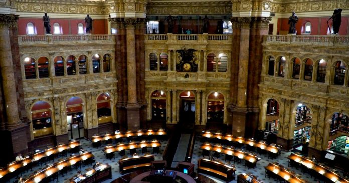 The Library of Congress is putting our historical treasures online - Video