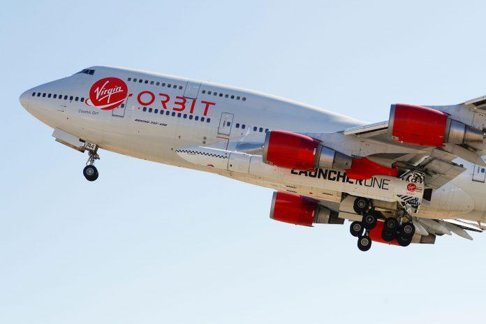 Virgin Orbit in talks with SPAC for $3 billion deal to go public