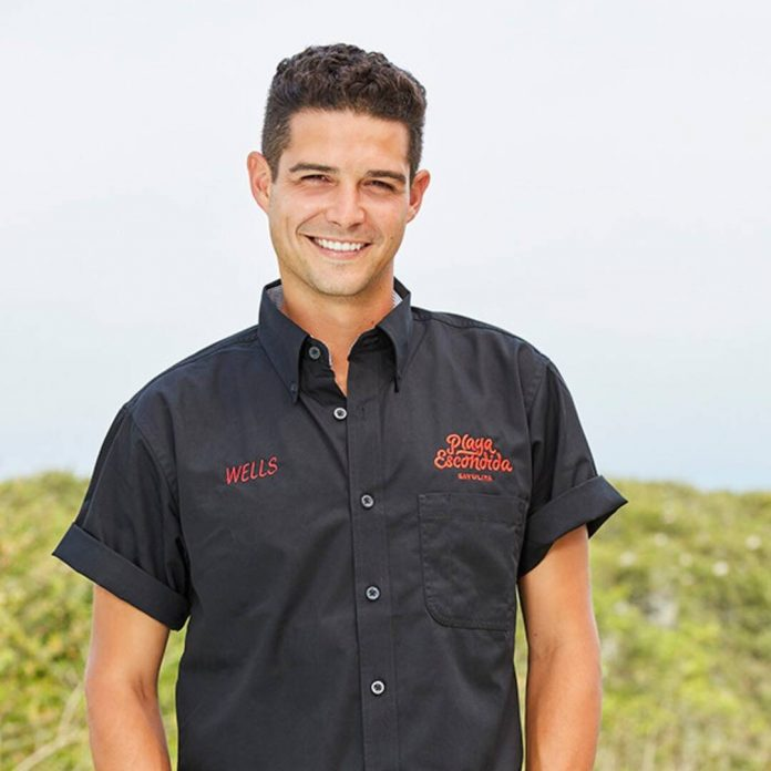 Wells Adams' Role on Bachelor in Paradise Just Got Even Bigger - E! Online