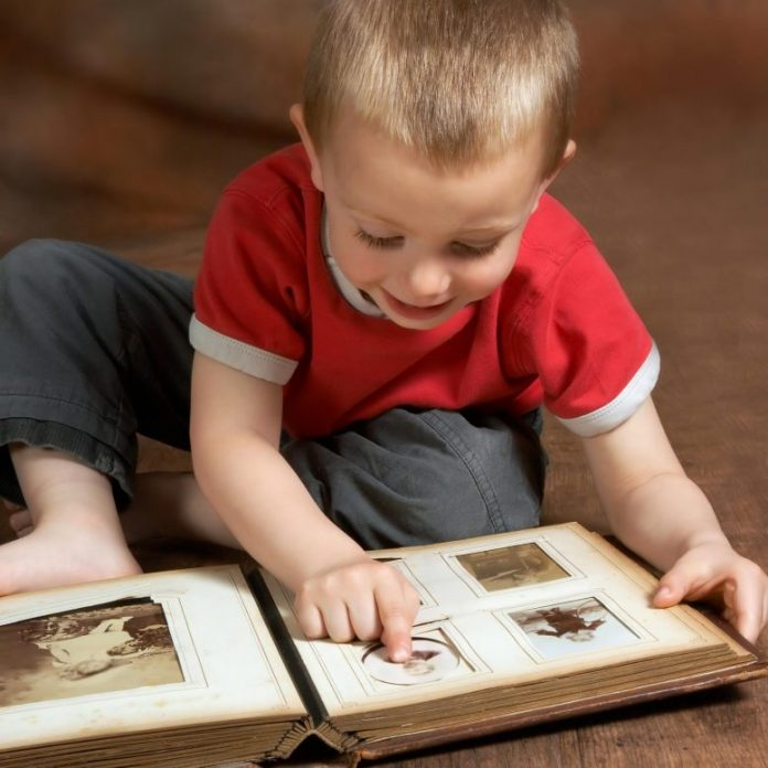 Childhood Memories Concept