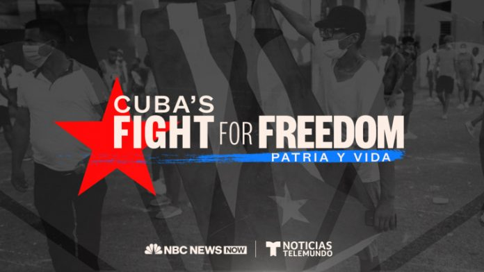 20 countries and U.S. condemn mass arrests in Cuba following protests
