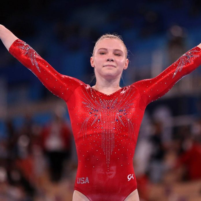 7 Facts About Olympian Jade Carey, Who's Stepping in for Simone Biles - E! Online