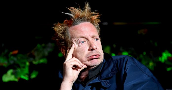 Anarchy in UK court? Singer Johnny Rotten sued by ex-Sex Pistols