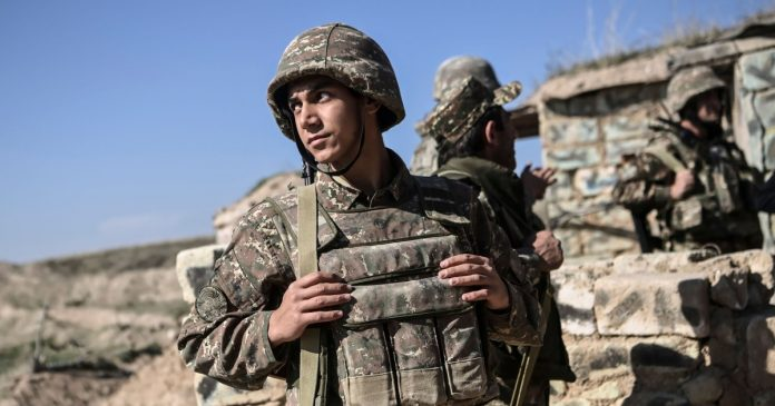 Armenia accepts cease-fire after soldiers killed in clashes with Azerbaijan