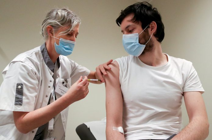 At least 125,000 fully vaccinated Americans have tested positive