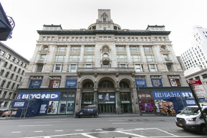 Bed Bath & Beyond remodeled its New York City flagship store