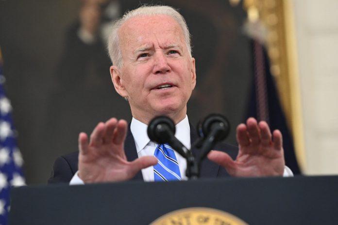 Biden speech reflects concerns that rising prices will hurt Democrats in 2022