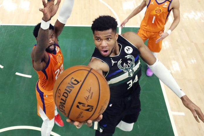 Bucks-Suns NBA Finals attracts 9.9 million viewers -- up 32% from 2020