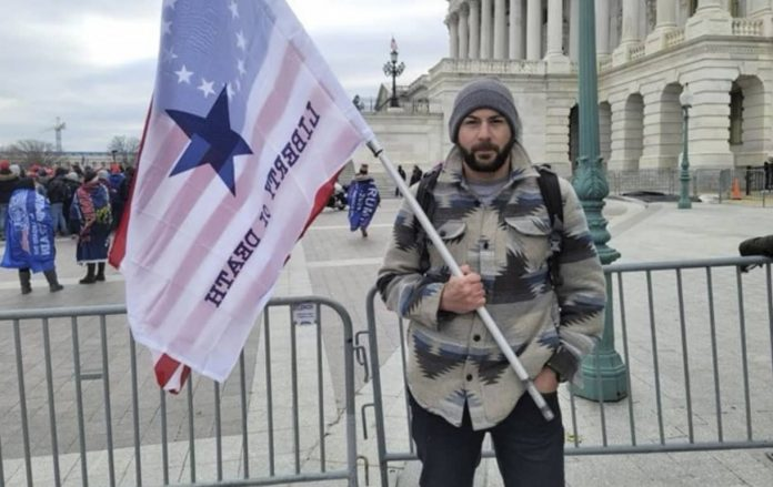 DEA agent arrested for Jan. 6 Capitol riot by Trump supporters