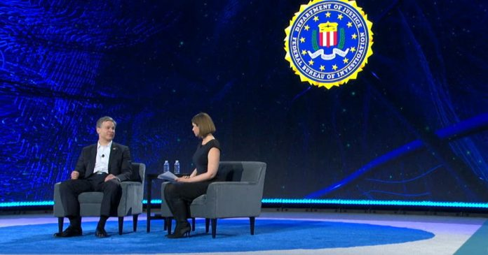 FBI chief says US law enforcement will keep indicting foreign hackers - Video