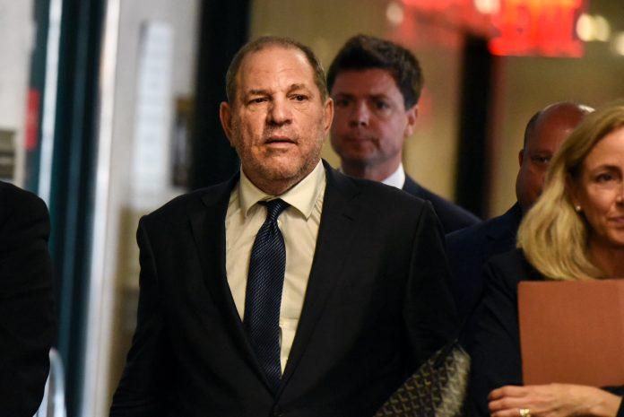 Harvey Weinstein extradited to California