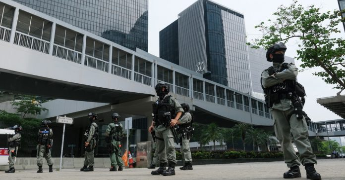 Hong Kong begins talks on controversial 'anti-doxxing' privacy bill