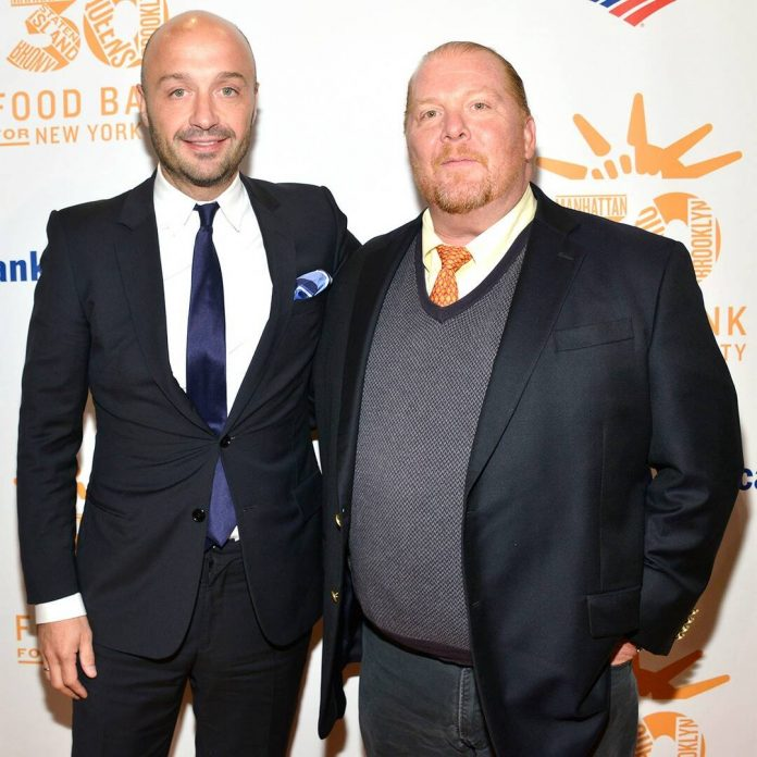 Mario Batali to Pay $600,000 in Sexual Harassment Settlement - E! Online