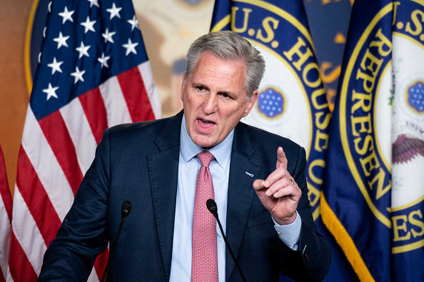 McCarthy threatens to pull GOP members from House Jan. 6 committee after Pelosi rejects Trump allies Jordan and Banks