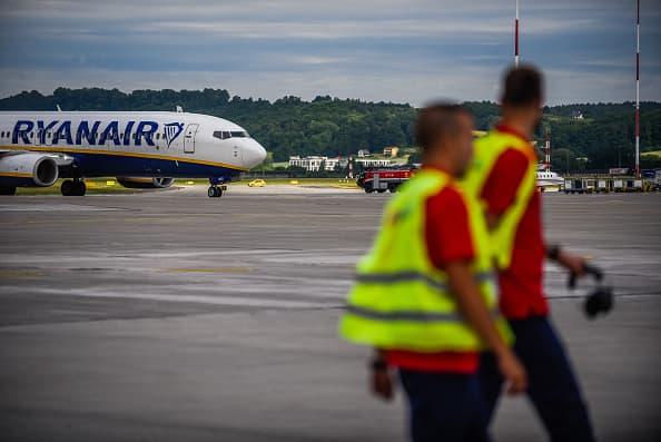Ryanair Q1 2022 earnings