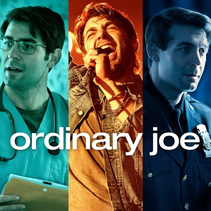See the Captivating First Trailer for NBC's Ordinary Joe - E! Online