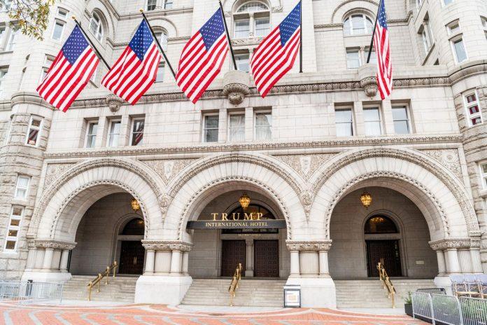 Trump International Hotel Washington, D.C. in Washington, D.