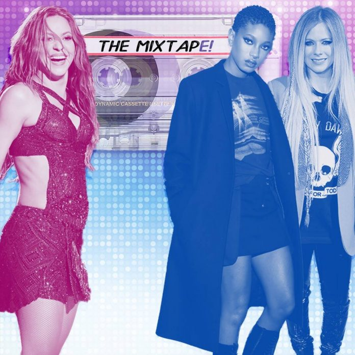 The MixtapE! Presents Shakira, Willow, Clairo & More New Music Musts - E! Online