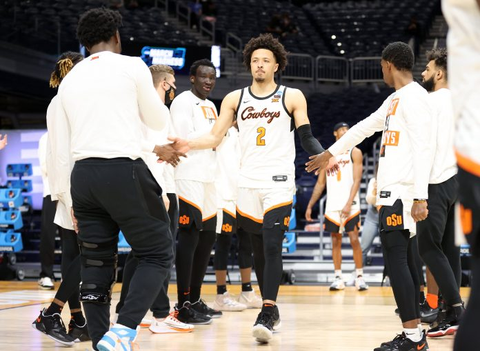 Top NBA draft pick Cade Cunningham wants to be the next Lebron James