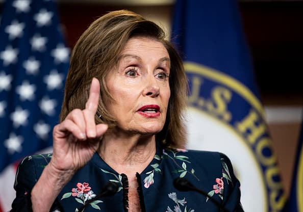 Trump allies Jordan and Banks were 'ridiculous' choices for Jan. 6 commission, Pelosi says