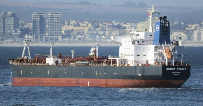 Two crew killed in attack on Israeli-managed tanker off Oman