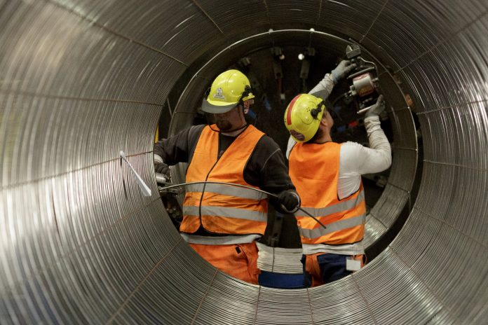U.S., Germany strike deal to allow completion of Russian Nord Stream 2 pipeline