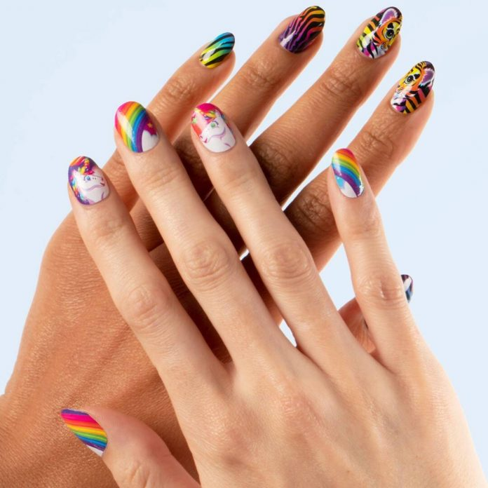 Achieve the Perfect Manicure with the Orly x Lisa Frank Collection