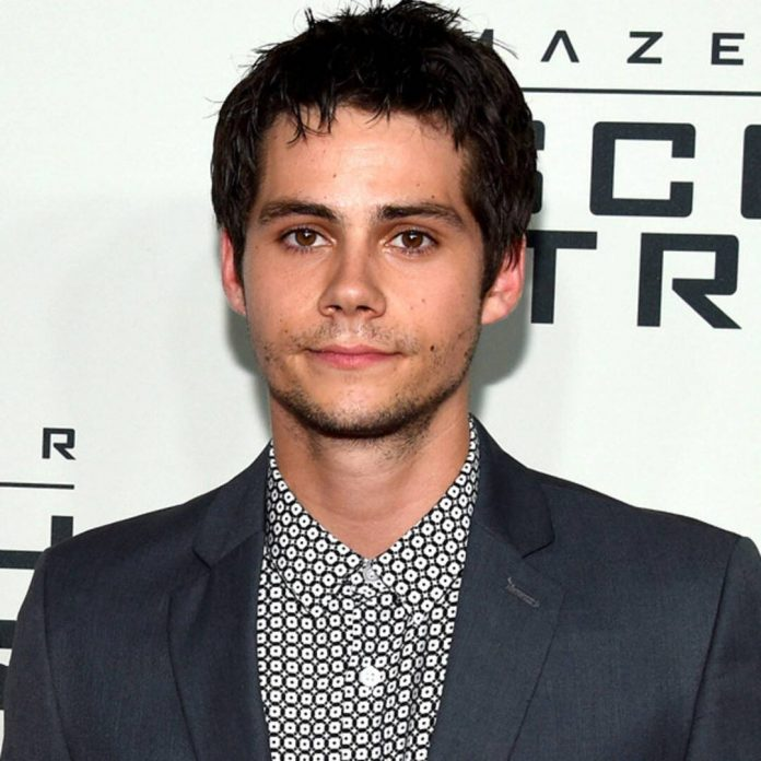 Dylan O'Brien Is Almost Unrecognizable With a Platinum Blonde Buzz Cut