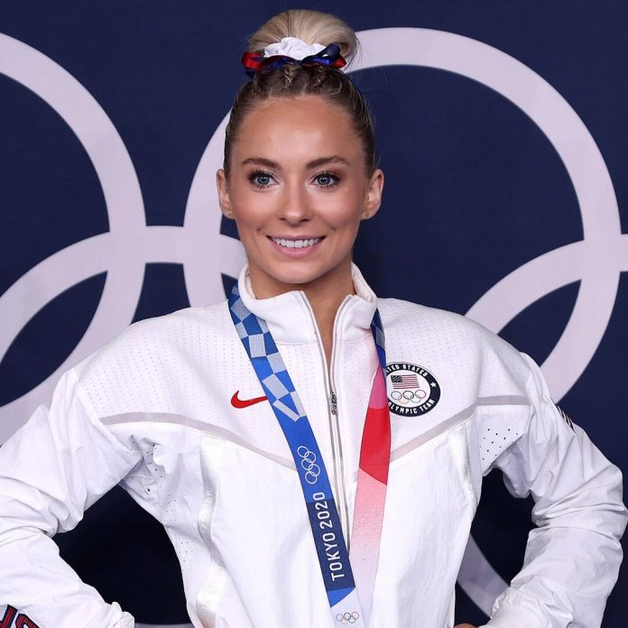 Gymnast MyKayla Skinner Wins First Olympic Medal in Glorious Comeback - E! Online