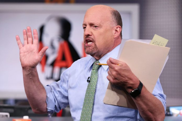 Jim Cramer says Fed policy tightening should be low on list of investor worries
