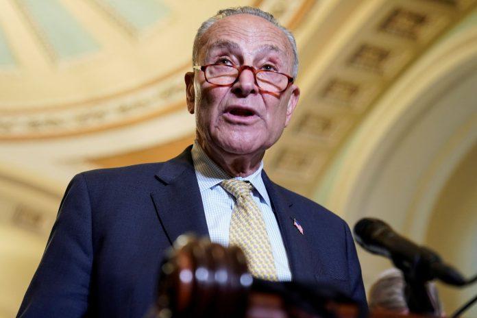 Schumer tries to pass bipartisan bill