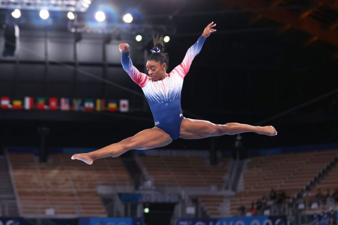 Simone Biles return helped Olympics viewership, average 16.8 million