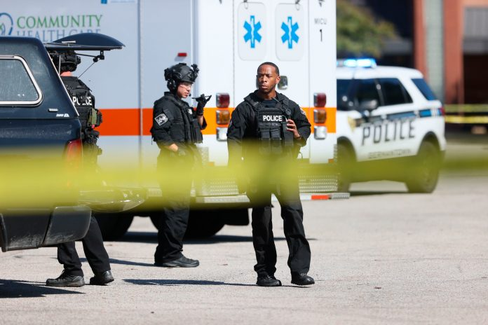 1 killed, 13 others injured in shooting at Kroger supermarket outside Memphis