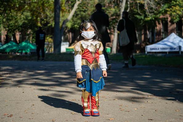 CDC director on whether kids should go trick-or-treating on Halloween
