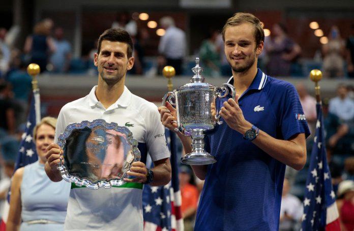 Daniil Medvedev ends Novak Djokovic's hopes of Grand Slam