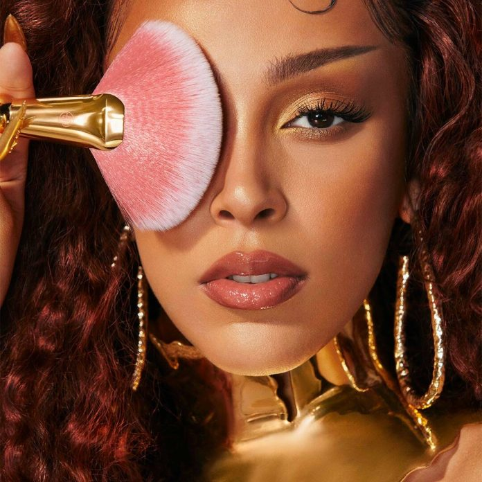 Doja Cat Launches First Makeup Line with BH Cosmetics