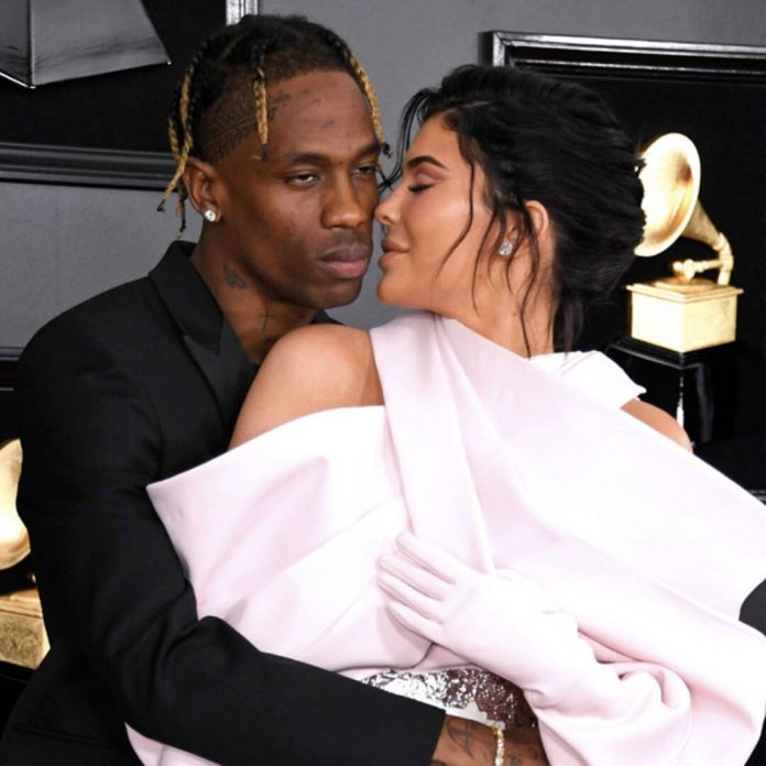 Every Sweet Moment From Kylie Jenner & Travis Scott's Pregnancy Video