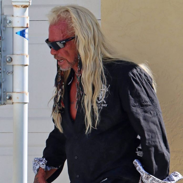 Gabby Petito Case: Dog the Bounty Hunter Visits Brian Laundrie's Home