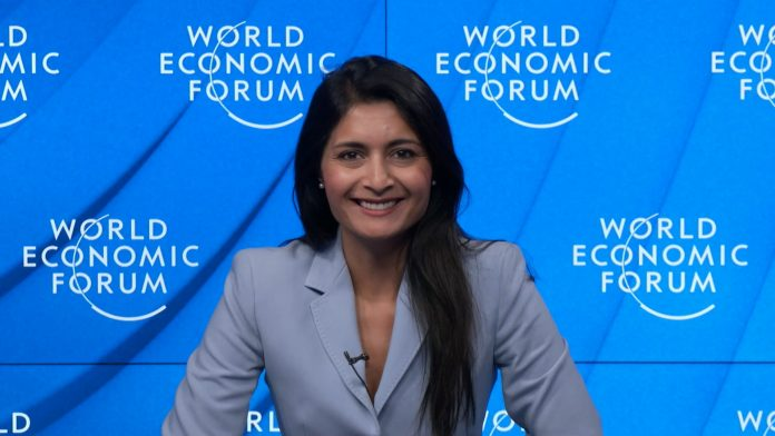 How WEF's youngest managing director overcame 'imposter syndrome'