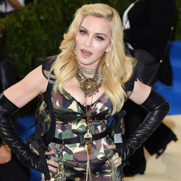 Madonna's Butt Just Kicked Off the 2021 MTV VMAs: See Her Cheeky Look