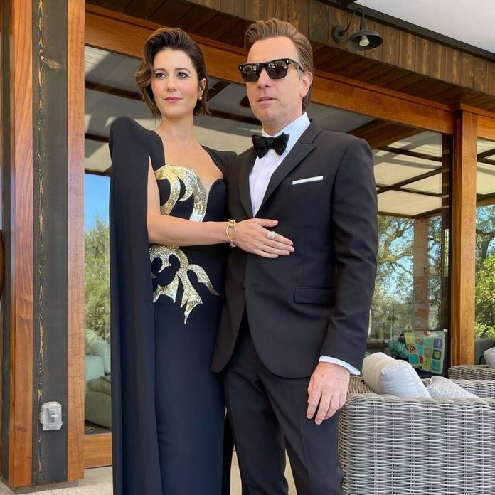 Mary Elizabeth Winstead & Ewan McGregor Have Rare Date Night at Emmys
