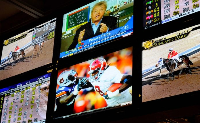 More Americans will wager on the NFL as the league embraces betting